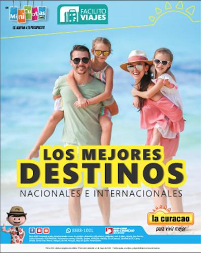 Viajá donde querás con #FacilitoViajes - La Curacao
